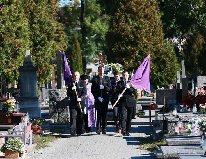 Kompleksowa obsługa pogrzebu